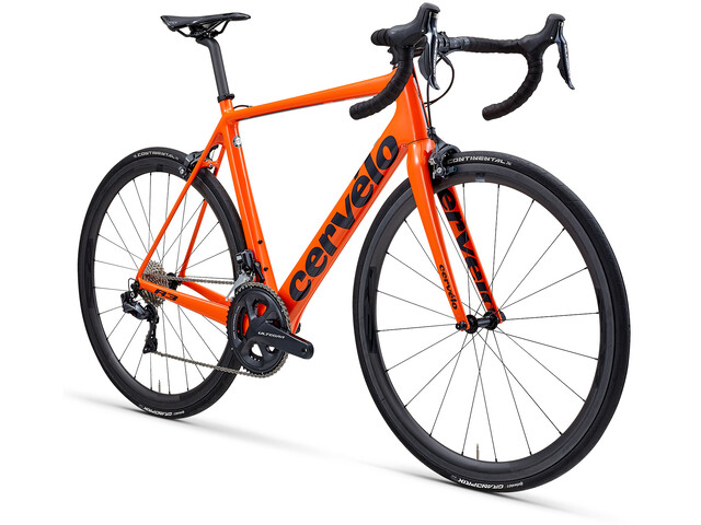 Cervelo R3 Ultegra Di2 8050 Road Bike orange